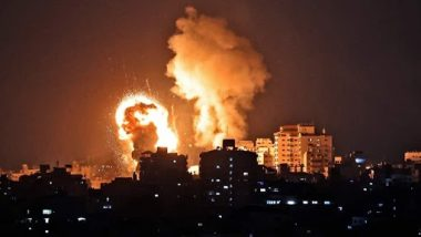 Israel, Hamas Exchange Attacks Amid Surging Tensions, 24 People, Including 9 Children Killed in Gaza Strip