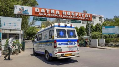Delhi Oxygen Crisis: Batra Hospital Faces Oxygen Shortage, 12 COVID-19 Patients Die Due to Lack of Life-Saving Gas