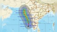 Cyclone Tauktae Day-Wise Forecast: Cyclonic Storm To Cross Gujarat Coast Between Porbandar and Naliya on May 18; Check Cyclone Path, Wind Speed and Intensity