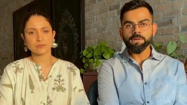Anushka Sharma and Virat Kohli's Charity Initiative for COVID-19 Aid Collects Nearly Rs 11 Crore Through Ketto