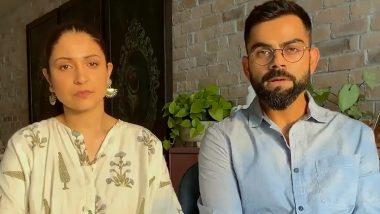 Anushka Sharma and Virat Kohli Start COVID-19 Fundraiser Campaign With Crowd-Funding Platform Ketto (Watch Video)