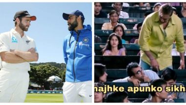 Wasim Jaffer Confused About IND vs NZ World Test Championship 2021 Final Playing Conditions, Posts a Hilarious Meme on Social Media