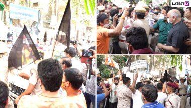 Manish Sisodia Accuses BJP Workers of Vandalising His Car in Rohtas Nagar