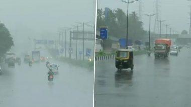 Mumbai Rains: Monsoon 2021 Arrives Early, Brings Heavy Rainfall