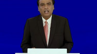 Reliance AGM 2021: RIL to Build Giga Factories for New Energy Generation