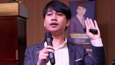 Soeng Chatvichea: Best Motivational Speaker Helping and Rebuilding Lives