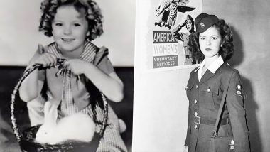 Shirley Temple: 5 Things To Know About the Famous Late American Actor, Singer, Dancer, and Diplomat Shirley 'Little Miss Miracle' Temple