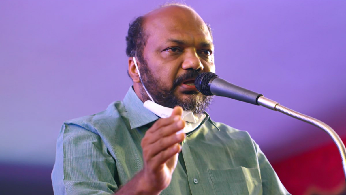 Kerala Minister P Rajeev Hospitalised After Testing COVID-19 Positive   🇮🇳 LatestLY