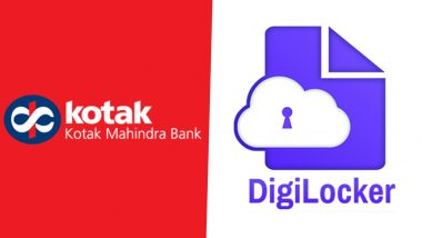 Kotak Mahindra Bank Users Can Now Update Their Correspondence Address via DigiLocker
