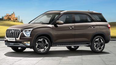 2021 Hyundai Alcazar Three-Row Creta Based SUV To Be Launched in India Tomorrow; Expected Prices, Features & Specifications
