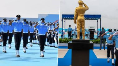 Air Force Academy POP Spring Term 2021 Live Streaming: Watch Live Telecast of Combined Graduate Parade Online on YouTube