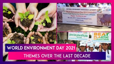 World Environment Day 2021: Themes Over The Last 10 Years Highlighting The Importance And Need To Protect Nature