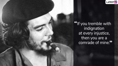 Remembering Che Guevara, The Marxist Revolutionary Guerrilla Leader on His 93rd Birth Anniversary (See Quotes and Pics)
