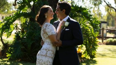 Evelyn Sharma Gets Hitched to Australia-Based Dental Surgeon, Tushaan Bhindi in an Intimate Ceremony in Australia (View Pics)