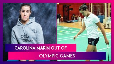 Carolina Marin Ruled Out of Tokyo Olympic Games 2020