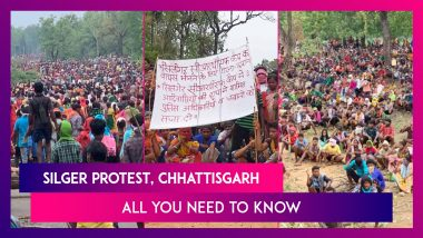 Chhattisgarh: Know Why Adivasis Have Been Protesting Against Central Forces In Silger