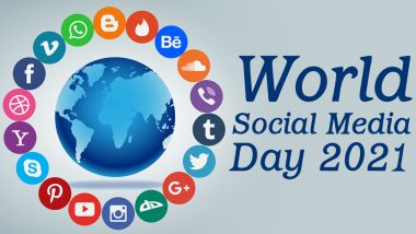 World Social Media Day 2021 Date and Significance: Know History of The Day That Celebrates The New Era of Digital Communication