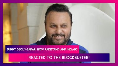 2O Years Of Sunny Deol's Gadar: Pakistanis Refused To Take Money From Me, Says Director Anil Sharma!