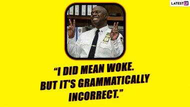 Andre Braugher Birthday: Five Brooklyn 99 Quotes Of The Actor As Captain Holt Which Make Us Say 'Noice'