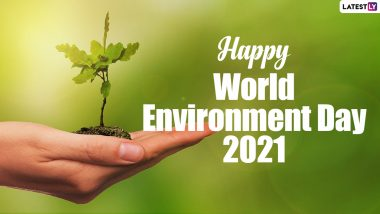 World Environment Day 2021: Theme, History and Significance of the Day To Generate Awareness About the Significance of Nature