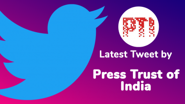 Over Rs 15.8 Crore Spent on Advertisements About Pusa Bio-decomposer: Delhi Govt to ... - Latest Tweet by Press Trust of India