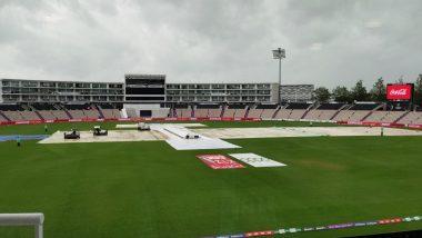 IND vs NZ WTC Final 2021: Rain Abandons Play on Day 4