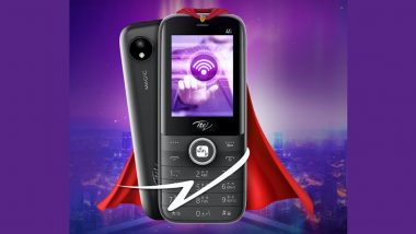 itel Magic 2 4G Feature Phone Launched in India at Rs 2,349