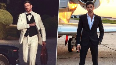 Michele Morrone's Hot Photos in Dapper Suits Will Make Every 365 Days Movie Fan Go Weak In Their Knees