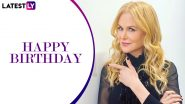 Nicole Kidman Birthday: From Moulin Rouge to Undoing, Naming Her Best Performances (Watch Videos)