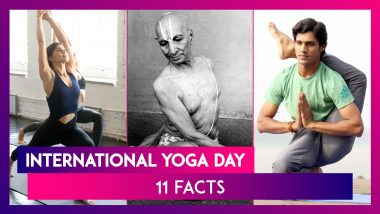 International Yoga Day: 11 Facts That Make This Ancient Practice Very 2021