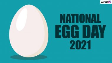 National Egg Day 2021: Did You Know Eggs Can Help You Lose Weight? All You Need To Know About Their Nutritional Benefits In Celebration of This Day in the United States
