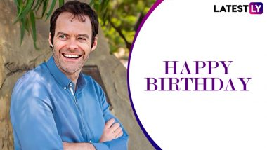 Bill Hader Birthday Special: 10 Quotes By the Barry Star That Are Weirdly Funny!