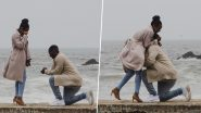 Photographer Claims She Found Unknown Couple Clicked in Viral Proposal Photos in Sutro Baths, San Francisco; Twitterati Hits Back With Original Photographer's Version of The Story