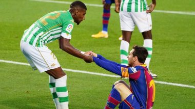 Barcelona Announce Signing Of Emerson Royal From Real Betis
