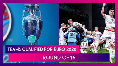 UEFA Euro 2020: A Look At Teams In Round of 16 Of European Championship
