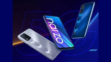 Realme Narzo 30 5G, Narzo 30 4G Variants & Colour Options Leaked Ahead of Launch
