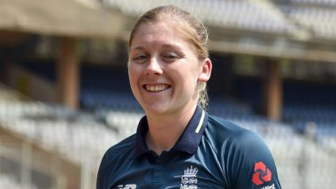 England Women Name 16-Member Squad for ODI Series Against India