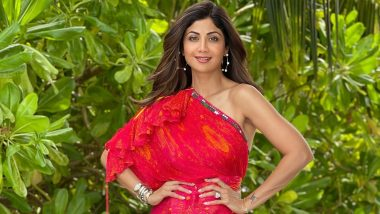 Happy Birthday Shilpa Shetty: Fans Flood Social Media With Lovely Messages for the Actress (View Tweets)