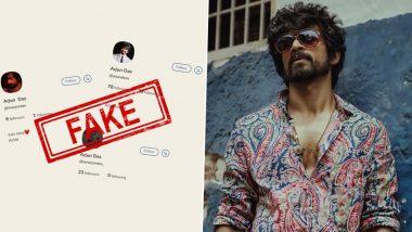 After Prithviraj Sukumaran, Arjun Das Also Reveals That His Clubhouse Profile Is Fake