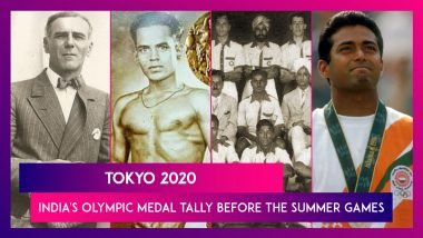 Tokyo 2020: Looking At India's Olympic Medal Tally Before The Summer Games