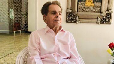 Dilip Kumar's Health is Stable, Veteran Actor Still in ICU, Says Wife Saira Banu