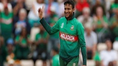 Sports News   Shakib Al Hasan Apologises for Lashing out at Umpire, Uprooting Stumps in Dhaka Premier League Match