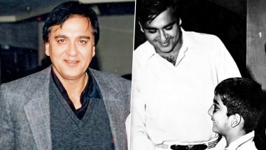 Sanjay Dutt Shares Childhood Pic With Father Sunil Dutt on His Birth Anniversary, Says 'Always Holding My Hand Through Thick and Thin'