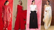 Karisma Kapoor Birthday: A Quintessential Diva Who Does Fashion Like No One Else (View Pics)