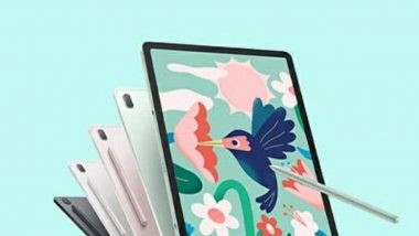 Samsung Galaxy Tab S7 FE, Galaxy Tab A7 Lite To Go on Sale Tomorrow at 12 PM IST; Prices, Features & Specifications
