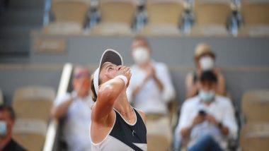 Sports News   French Open: Krejcikova Remembers Mentor Novotna After Reaching Maiden Grand Slam Final