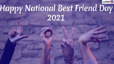 National Best Friends Day 2021 in United States: Date, History and Significance of the Day That Celebrates Friendship