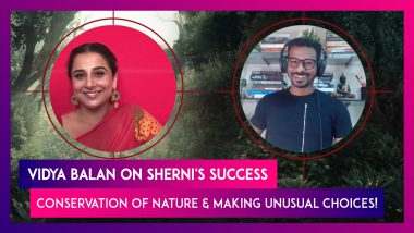 Vidya Balan On Sherni: Corona Pandemic Has Taught Us The Importance Of All Species In The Ecosystem!