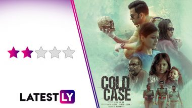 Cold Case Movie Review: Prithviraj Sukumaran and Aditi Balan's Spooky Mystery Thriller is Bogged Down By Predictable Twists (LatestLY Exclusive)