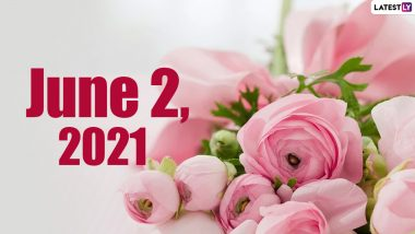 June 2, 2021: Which Day Is Today? Know Holidays, Festivals and Events Falling on Today's Calendar Date